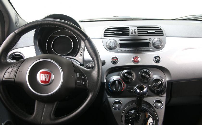 2015 Fiat 500 Sport AUTOMATIQUE A/C MAGS BLUETHOOT #10