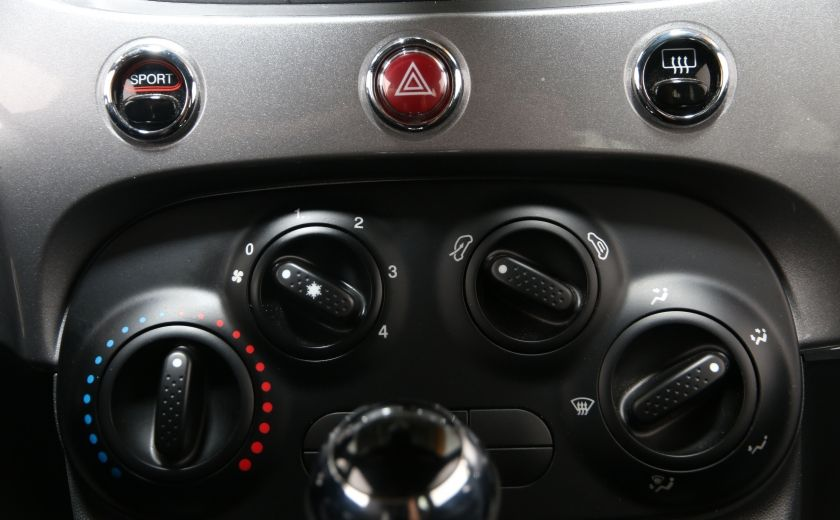 2015 Fiat 500 Sport AUTOMATIQUE A/C MAGS BLUETHOOT #12