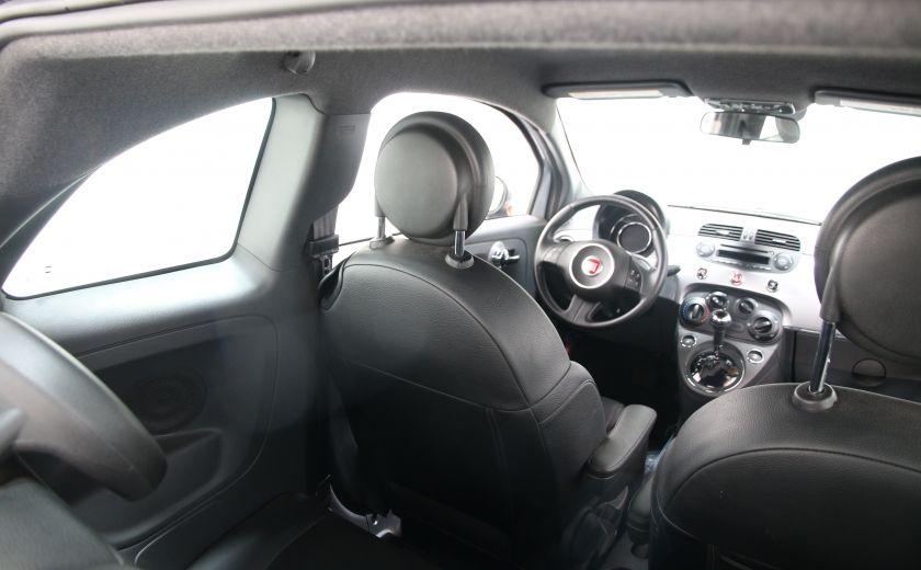 2015 Fiat 500 Sport AUTOMATIQUE A/C MAGS BLUETHOOT #15