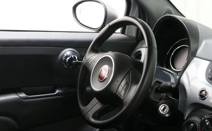 2015 Fiat 500 Sport AUTOMATIQUE A/C MAGS BLUETHOOT #18