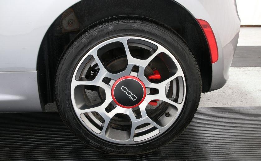 2015 Fiat 500 Sport AUTOMATIQUE A/C MAGS BLUETHOOT #25
