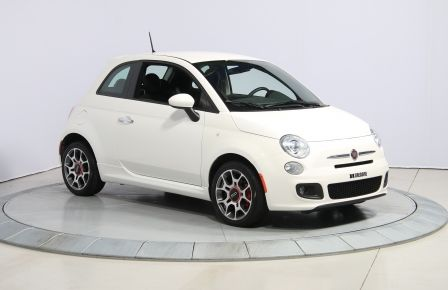 2015 Fiat 500 Sport AUTO A/C GR ELECT MAGS BLUETOOTH in Granby