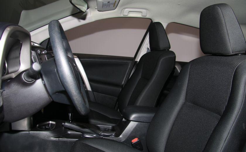 2016 Toyota Rav 4 LE AWD AUTO A/C GR ELECT BLUETOOTH #9