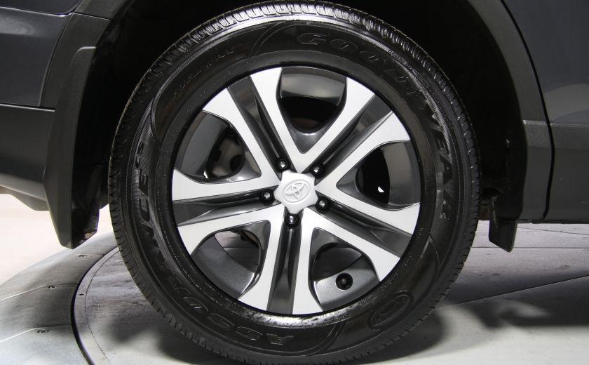 2016 Toyota Rav 4 LE AWD AUTO A/C GR ELECT BLUETOOTH #29