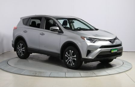 2016 Toyota Rav 4 LE AWD AUTO A/C GR ELECT BLUETOOTH in Sept-Îles