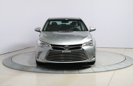 2016 Toyota Camry LE AUTO A/C GR ELECT BLUETOOTH CAM.RECUL in Saint-Jérôme
