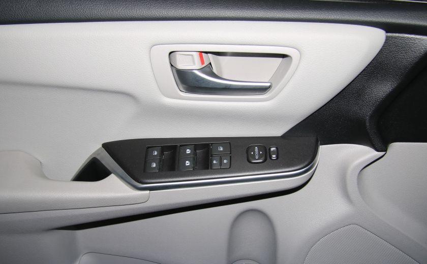 2016 Toyota Camry LE AUTO A/C GR ELECT BLUETOOTH CAM.RECUL #8