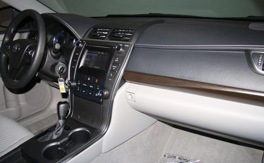 2016 Toyota Camry LE AUTO A/C GR ELECT BLUETOOTH CAM.RECUL #18