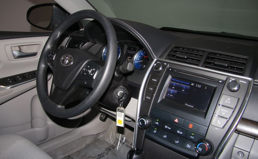 2016 Toyota Camry LE AUTO A/C GR ELECT BLUETOOTH CAM.RECUL #19
