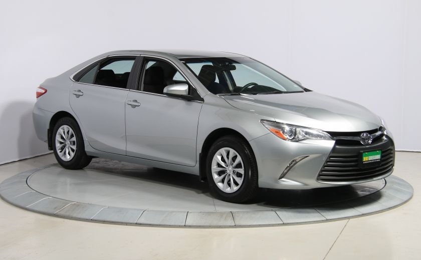 2016 Toyota Camry LE AUTO A/C GR ELECT BLUETOOTH CAM.RECUL #0