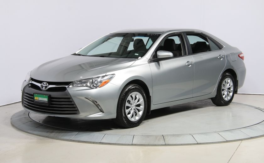 2016 Toyota Camry LE AUTO A/C GR ELECT BLUETOOTH CAM.RECUL #2