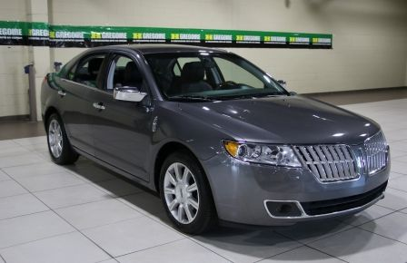 2012 Lincoln MKZ AUTO A/C CUIR TOIT MAGS à New Richmond