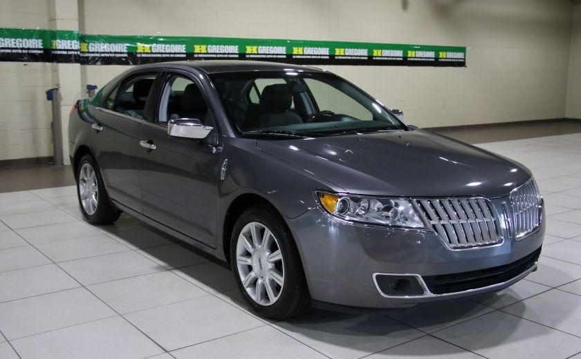 2012 Lincoln MKZ AUTO A/C CUIR TOIT MAGS #0
