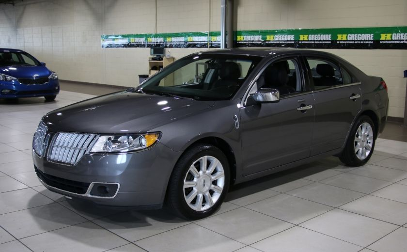 2012 Lincoln MKZ AUTO A/C CUIR TOIT MAGS #2