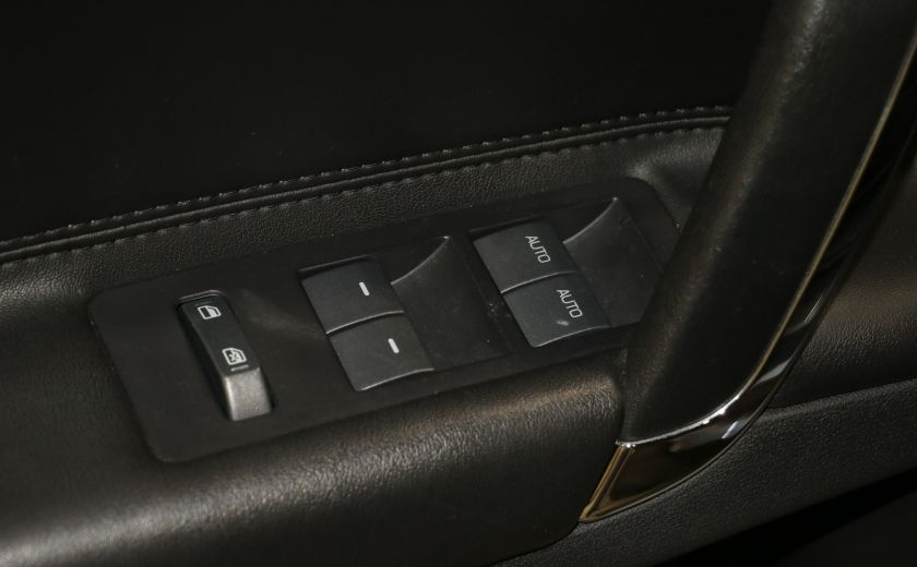 2012 Lincoln MKZ AUTO A/C CUIR TOIT MAGS #9