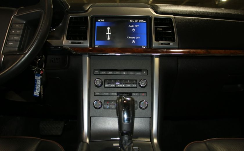 2012 Lincoln MKZ AUTO A/C CUIR TOIT MAGS #15