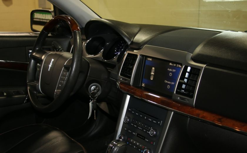 2012 Lincoln MKZ AUTO A/C CUIR TOIT MAGS #25