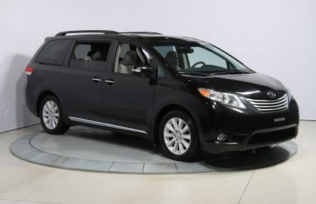 2013 Toyota Sienna XLE AWD CUIR TOIT DVD NAV MAGS BLUETOOTH à New Richmond