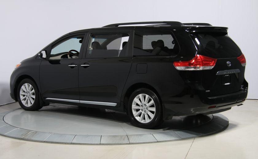 2013 Toyota Sienna XLE AWD CUIR TOIT DVD NAV MAGS BLUETOOTH #4