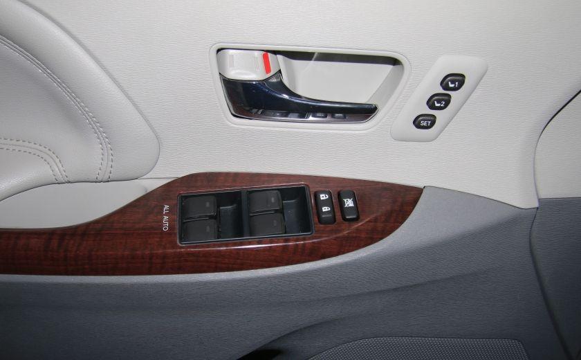 2013 Toyota Sienna XLE AWD CUIR TOIT DVD NAV MAGS BLUETOOTH #10