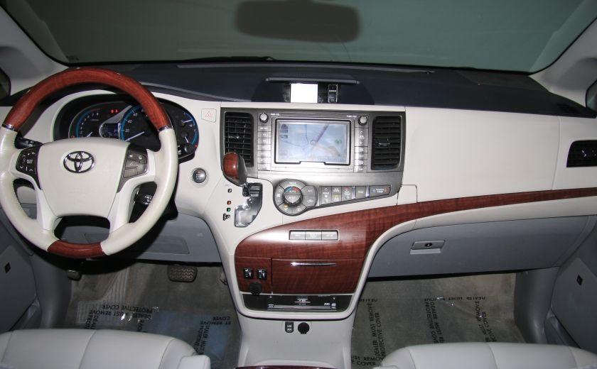 2013 Toyota Sienna XLE AWD CUIR TOIT DVD NAV MAGS BLUETOOTH #14