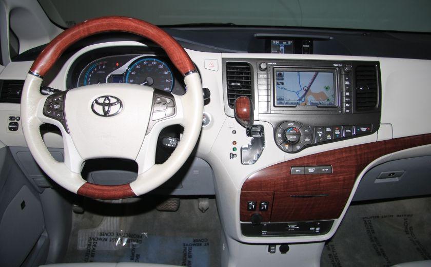 2013 Toyota Sienna XLE AWD CUIR TOIT DVD NAV MAGS BLUETOOTH #15