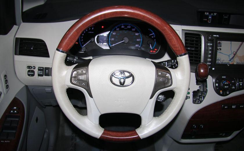 2013 Toyota Sienna XLE AWD CUIR TOIT DVD NAV MAGS BLUETOOTH #16