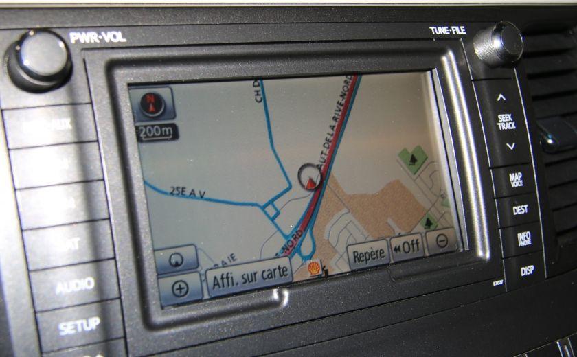 2013 Toyota Sienna XLE AWD CUIR TOIT DVD NAV MAGS BLUETOOTH #22