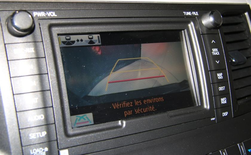 2013 Toyota Sienna XLE AWD CUIR TOIT DVD NAV MAGS BLUETOOTH #23
