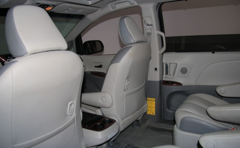 2013 Toyota Sienna XLE AWD CUIR TOIT DVD NAV MAGS BLUETOOTH #24