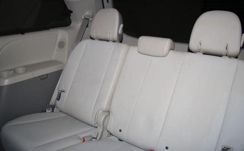 2013 Toyota Sienna XLE AWD CUIR TOIT DVD NAV MAGS BLUETOOTH #26
