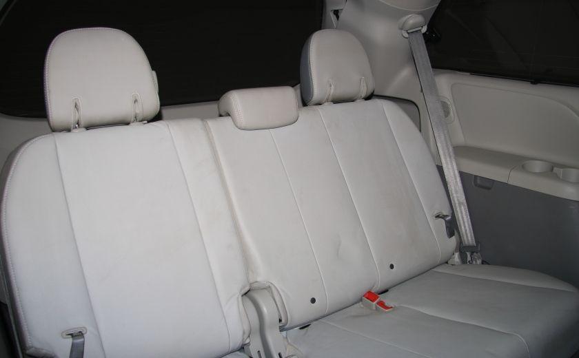2013 Toyota Sienna XLE AWD CUIR TOIT DVD NAV MAGS BLUETOOTH #27