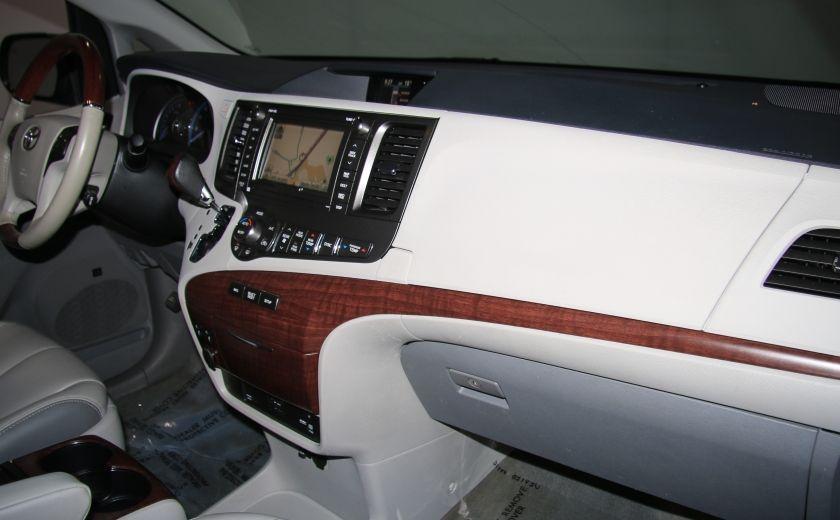 2013 Toyota Sienna XLE AWD CUIR TOIT DVD NAV MAGS BLUETOOTH #30