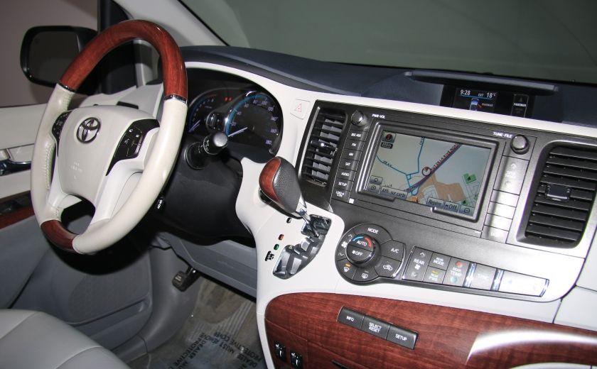 2013 Toyota Sienna XLE AWD CUIR TOIT DVD NAV MAGS BLUETOOTH #31
