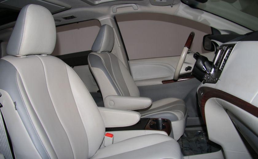 2013 Toyota Sienna XLE AWD CUIR TOIT DVD NAV MAGS BLUETOOTH #32