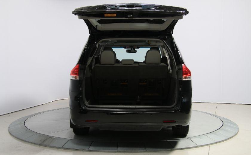 2013 Toyota Sienna XLE AWD CUIR TOIT DVD NAV MAGS BLUETOOTH #35