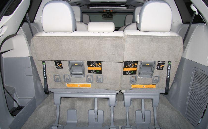 2013 Toyota Sienna XLE AWD CUIR TOIT DVD NAV MAGS BLUETOOTH #36