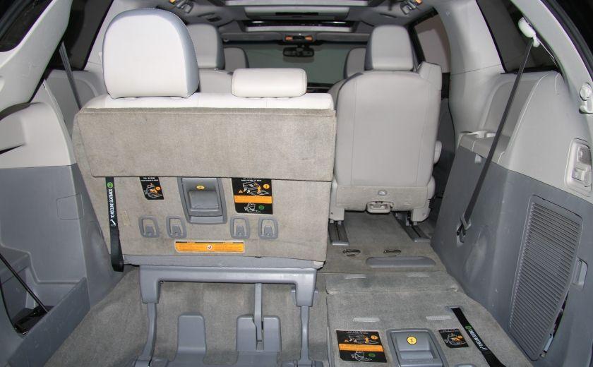 2013 Toyota Sienna XLE AWD CUIR TOIT DVD NAV MAGS BLUETOOTH #37