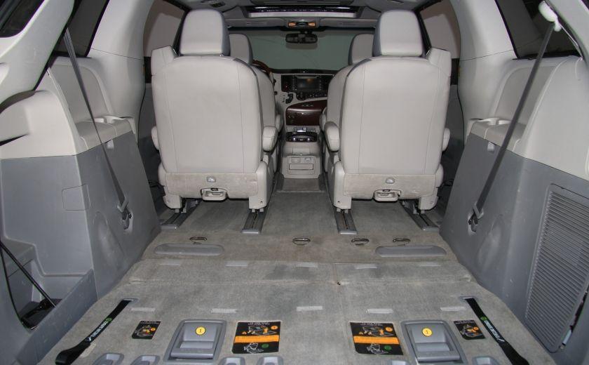 2013 Toyota Sienna XLE AWD CUIR TOIT DVD NAV MAGS BLUETOOTH #38