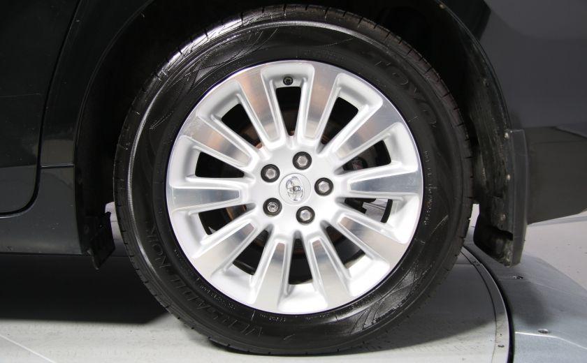 2013 Toyota Sienna XLE AWD CUIR TOIT DVD NAV MAGS BLUETOOTH #40