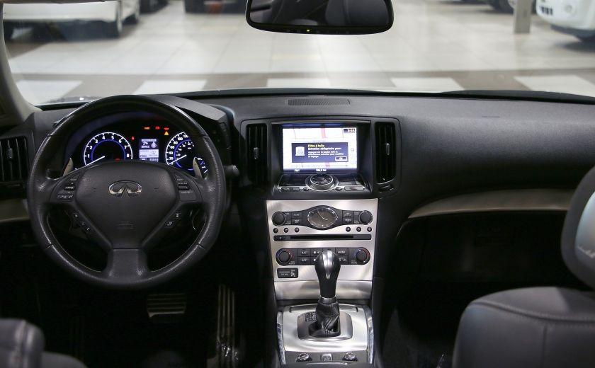 2014 Infiniti Q60 Sport AUTO A/C CUIR CONVERTIBLE MAGS #16
