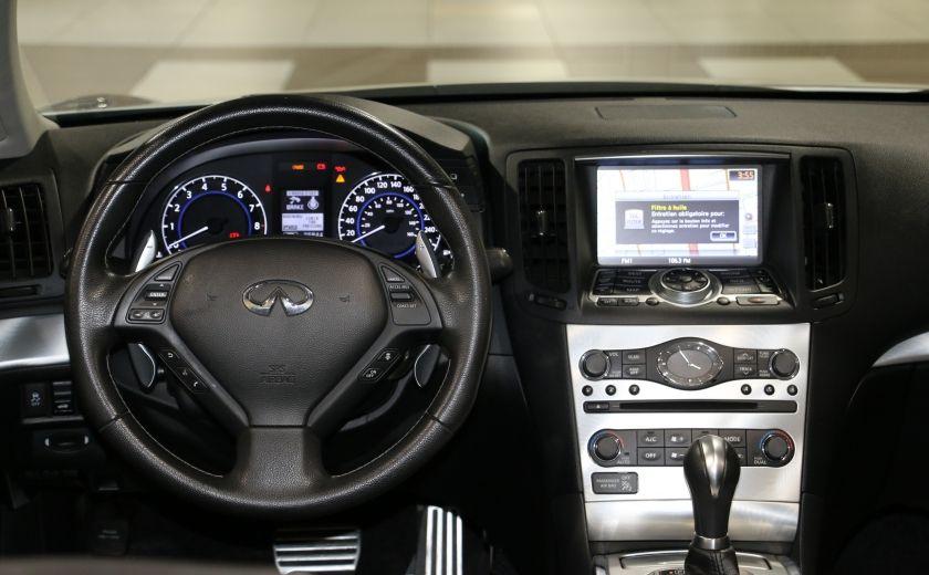 2014 Infiniti Q60 Sport AUTO A/C CUIR CONVERTIBLE MAGS #17