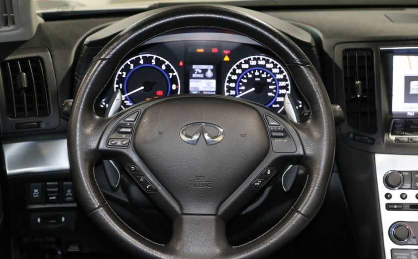 2014 Infiniti Q60 Sport AUTO A/C CUIR CONVERTIBLE MAGS #18