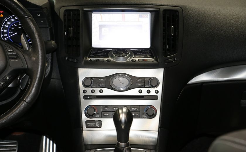 2014 Infiniti Q60 Sport AUTO A/C CUIR CONVERTIBLE MAGS #19