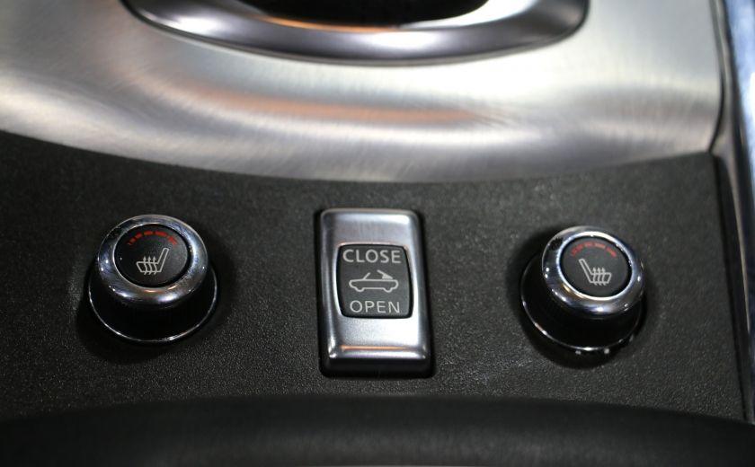 2014 Infiniti Q60 Sport AUTO A/C CUIR CONVERTIBLE MAGS #22