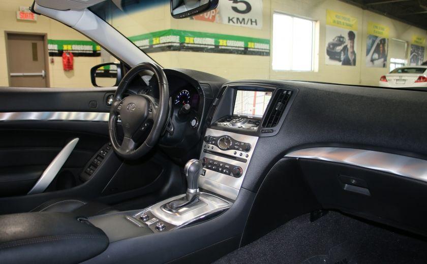 2014 Infiniti Q60 Sport AUTO A/C CUIR CONVERTIBLE MAGS #28