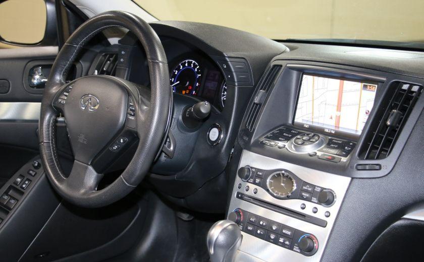 2014 Infiniti Q60 Sport AUTO A/C CUIR CONVERTIBLE MAGS #29