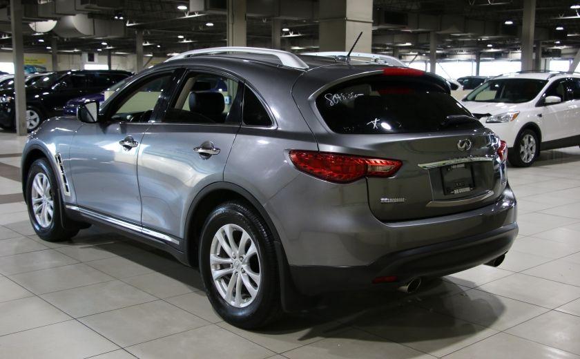 2012 Infiniti FX35 Premium AWD AUTO A/C CUIR TOIT MAGS #4