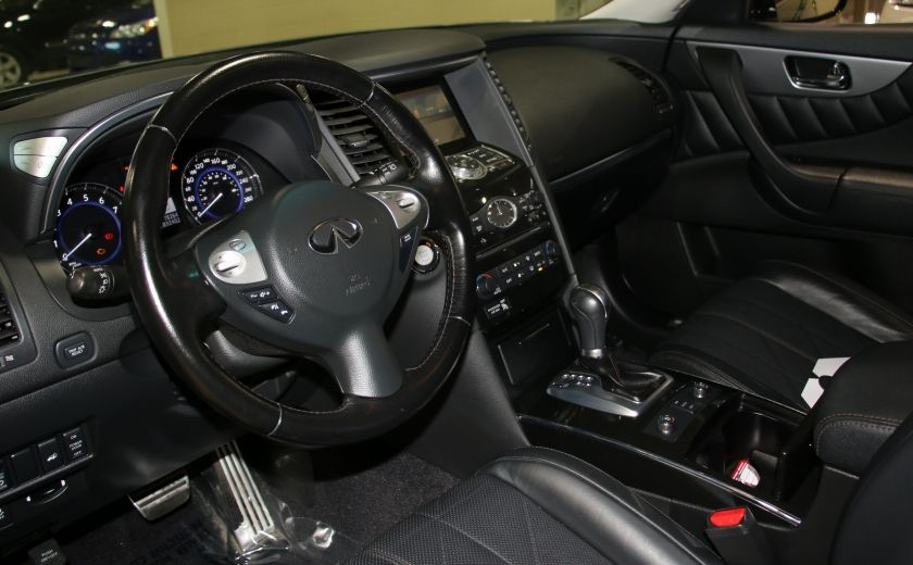 2012 Infiniti FX35 Premium AWD AUTO A/C CUIR TOIT MAGS #8