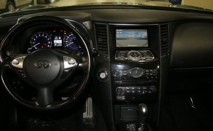 2012 Infiniti FX35 Premium AWD AUTO A/C CUIR TOIT MAGS #14
